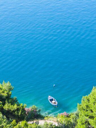 kayaker: Seaside