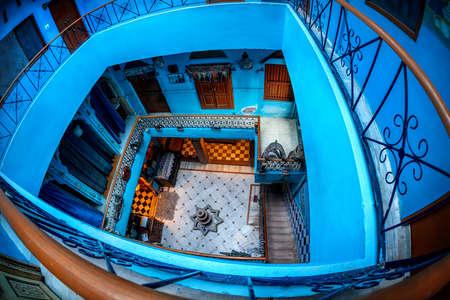 haveli: Homestay in Blue city of Jodhpur, Rajasthan, India