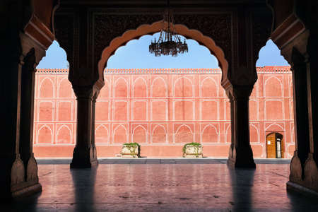 City Palace museum in Jaipur, Rajasthan, India