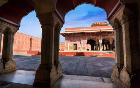 jaipur: City Palace museum in Jaipur, Rajasthan, India