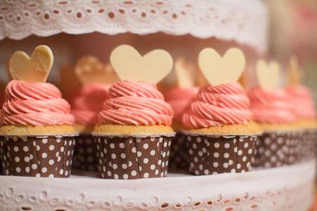 decoracion de pasteles: Magdalena dulce