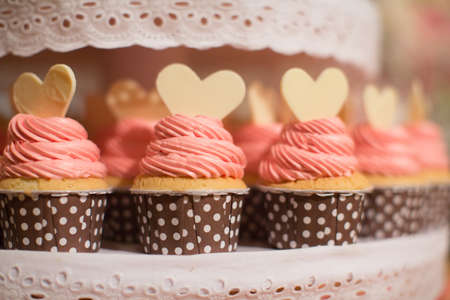 Sweet cupcake Stock Photo - 16054502