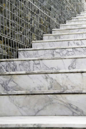 Marble stairs Stock Photo - 19597127