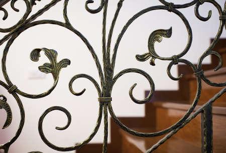 Luxury banister Stock Photo - 19597123