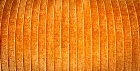 Orange fabric texture and background Stock Photo - 21983666