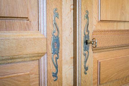 Wooden door Stock Photo - 22976931