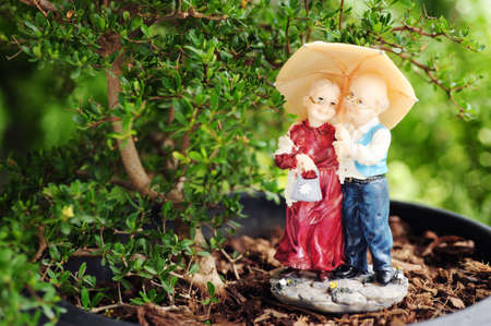 Ceramic dolls photo