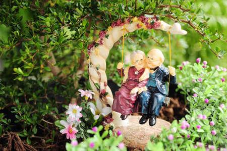 Ceramic dolls photo