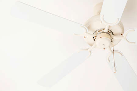 Electric ceiling fan photo