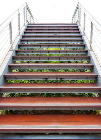 Modern stairs photo