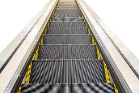 escalators stairway photo