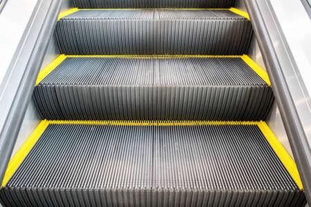 escalators stairway photo