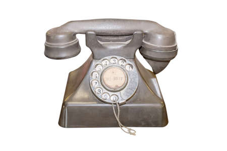 old telephone photo