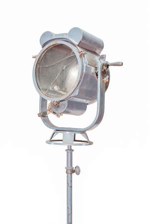 vintage reflector lamp photo