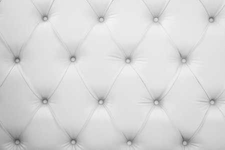 Closeup Textur von vintage braunen Ledersofa für Hintergrund Lizenzfreie Bilder