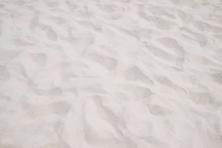 Close up view of beach sand background photo