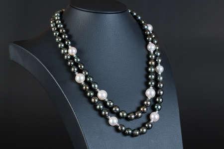 jewish group: Necklace close up  Stock Photo