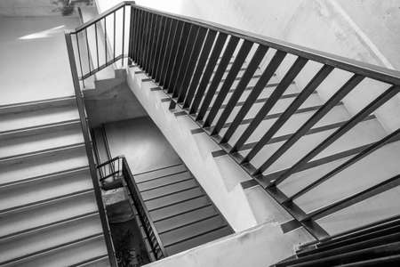concrete stairs: Modern Marble stairs