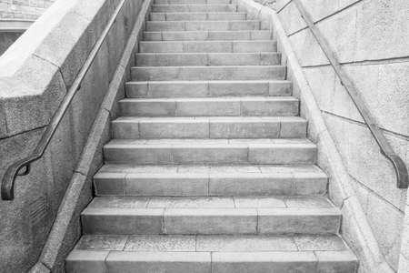 escalera: Escaleras de mármol