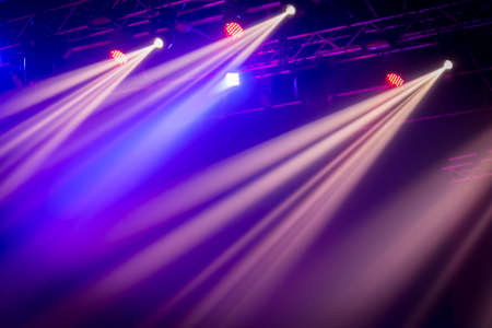 concert lights: Concert lights Stock Photo