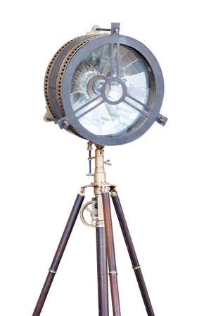 floor lamp: modern chrome floor lamp