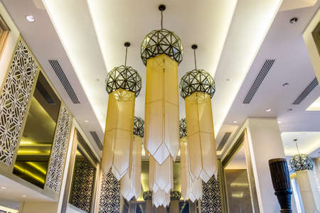 classic chandelier in Hotel Editorial