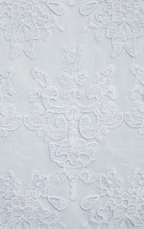 lace pattern: floral fabric texture