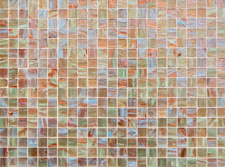 mosaic tiles wall background