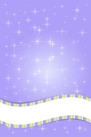 purple card Vector