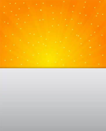 stell: yellow and stell background Illustration