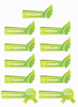 green web banner Stock Vector - 17519691
