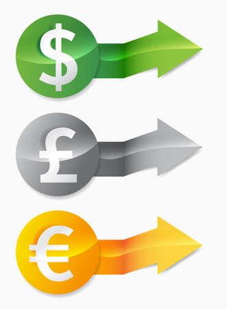 eur: money signs