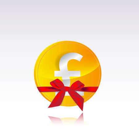 save as: pound coin gift