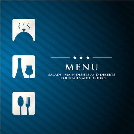 Populaire Vector Restaurant Menu Design Background Royalty Free Cliparts  XS17