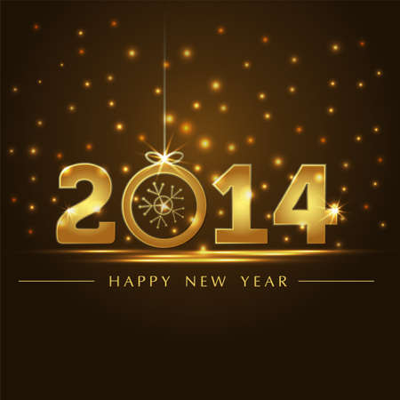 gouden 2014 jaarkaart presentatie
