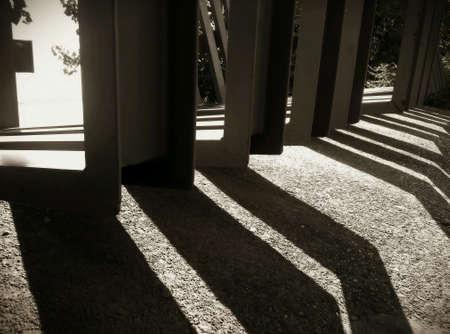steel: shade steel structure