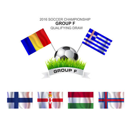 2016 SOCCER CHAMPIONSHIP GROUP F QUALIFYING