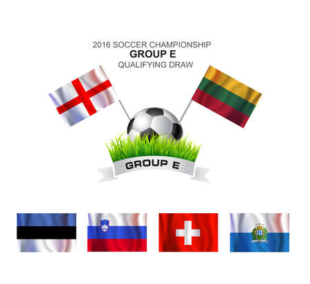 elimination: 2016 SOCCER CHAMPIONSHIP GROUP E QUALIFYING