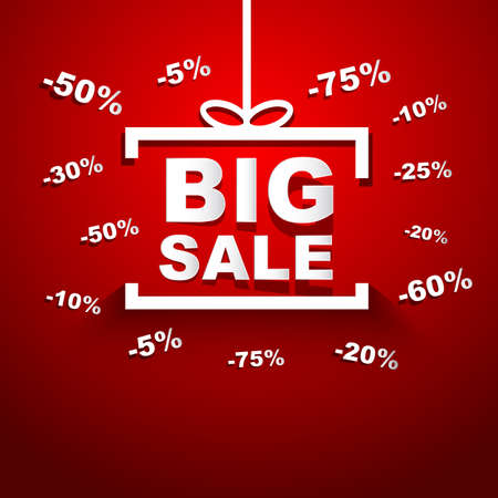 sellout: Big Sale special offer discount