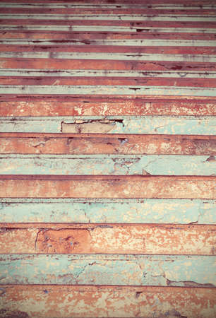 crack climb: Colored cracked stairs.Useful as background