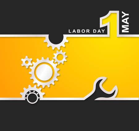 1 mei de internationale dag van de arbeid achtergrond