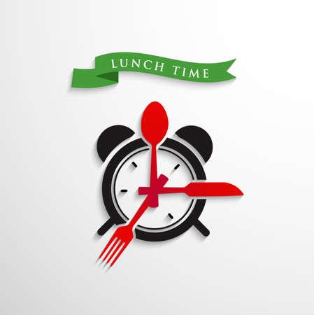 to lunch: La hora del almuerzo