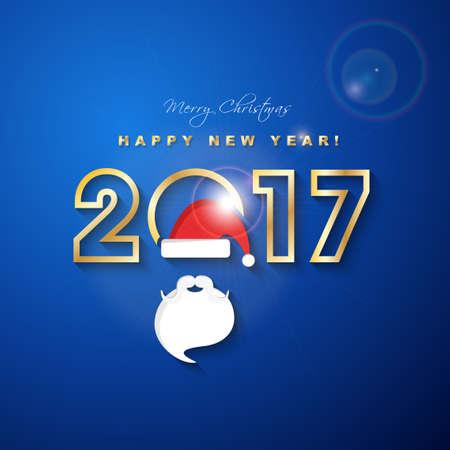 muerdago navideÃ?  Ã? Ã?±o: 2017 Feliz Navidad y Feliz Año Nuevo