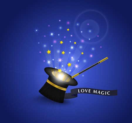secret love: Love Magic Trick.