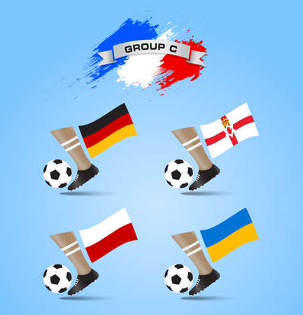 shootout: France Soccer Championship Final Tournament Group C