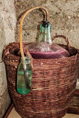 Wine fermentation process