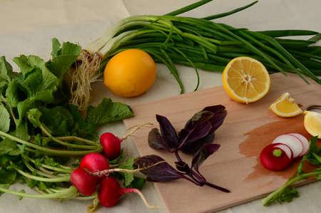 e u: Limon soğan A.Ş. Stock Photo