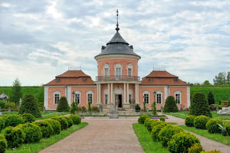 sobieski: Zolochiv castle (Ukraine, Lviv Region, Dutch style, built in 1634-36 by Jakub Sobieski)