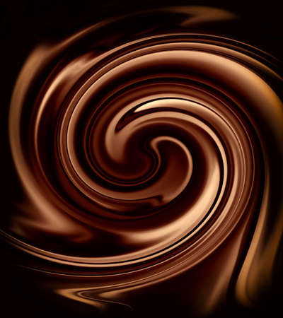 Chocolate background Banque d'images