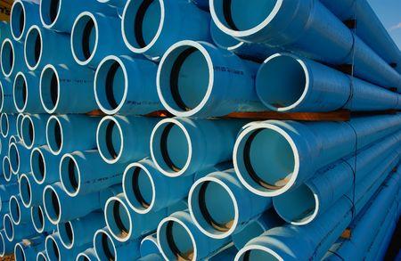tuberias de agua: Blue tuber�as de agua